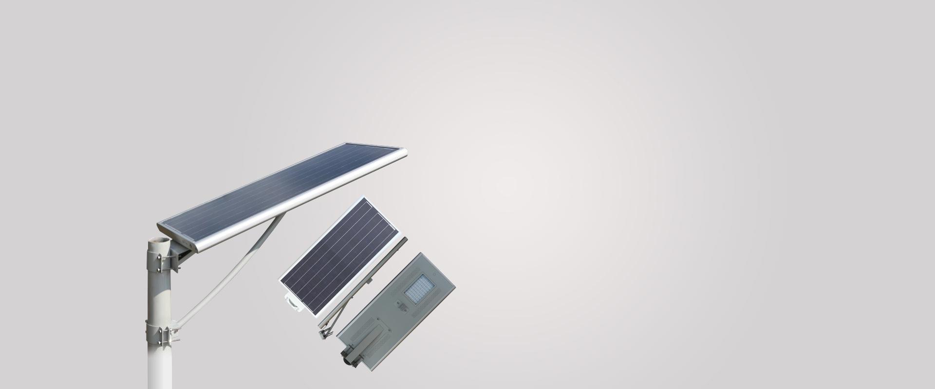 Luminaire-solaire-60W